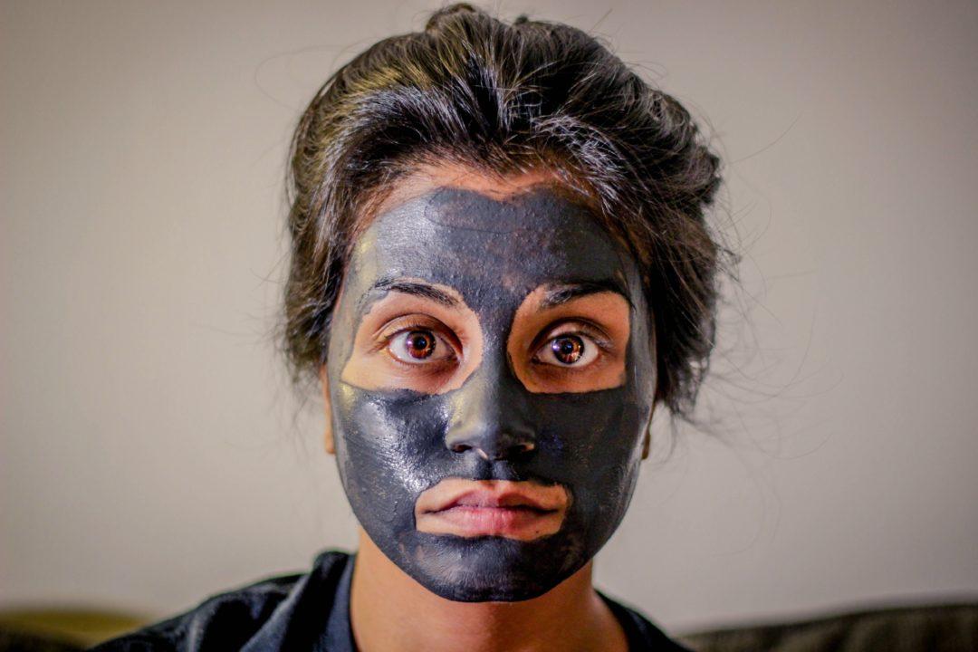 masque purifiant peau granuleuse
