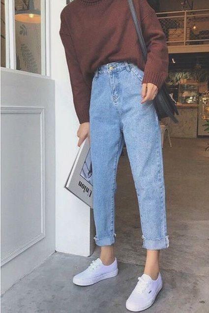 Qu'est-ce que le jean Mom et comment le porter?
