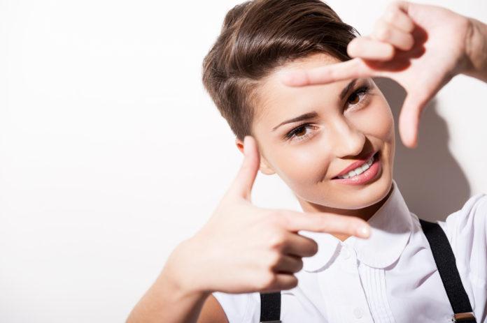 quelle coupe de cheveux courte pour visage rond