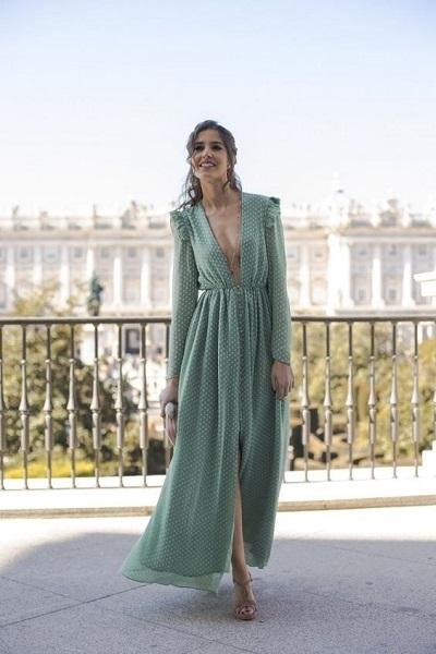 robe bohème longue