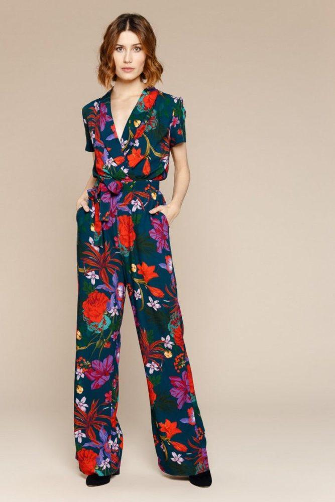 La combinaison pantalon pour un mariage : on adore !