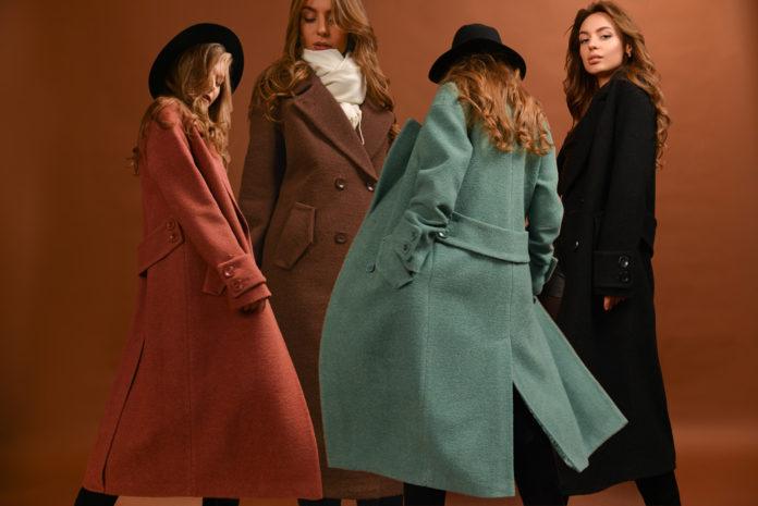manteaux femme tendance