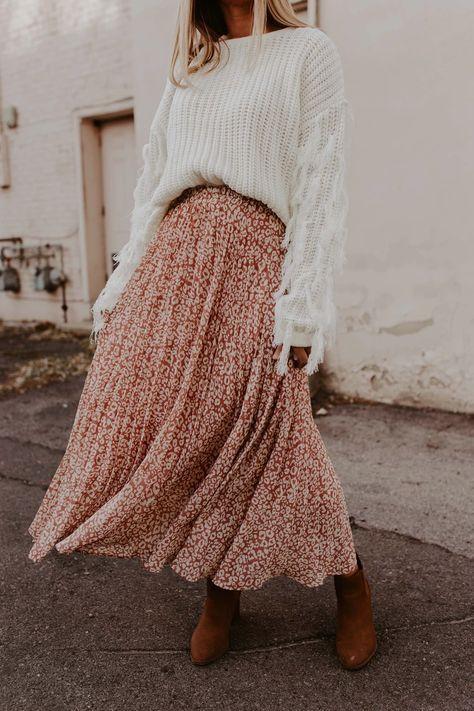 jupe longue bohème femme