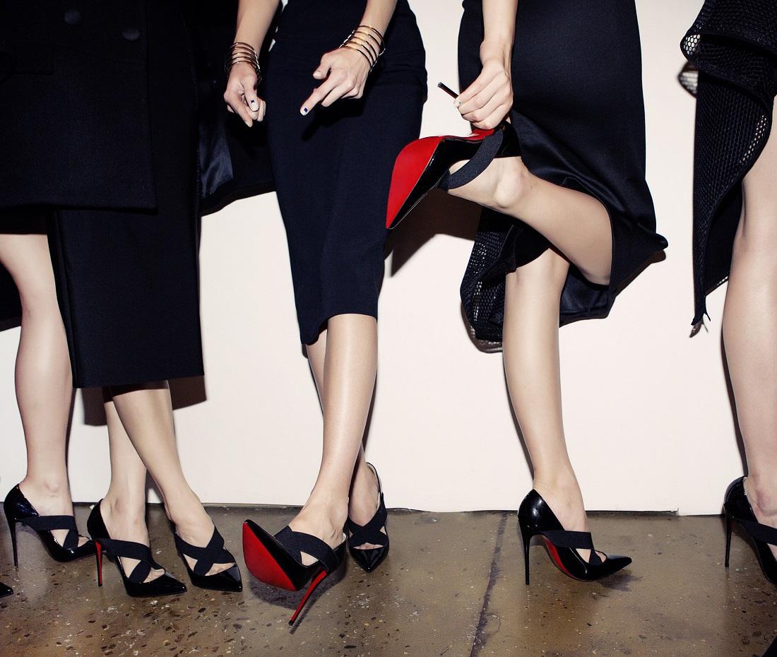 Chaussures Louboutin histoire d'un escarpin mythique et idées de looks