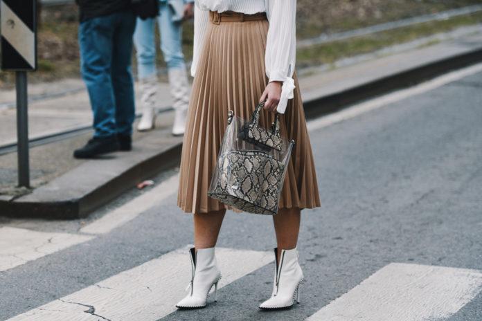 Comment porter la jupe taille haute