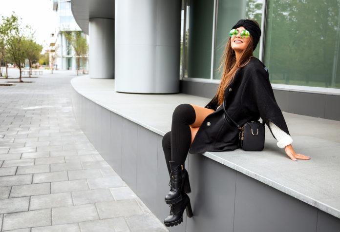4 idées de looks en manteau noir