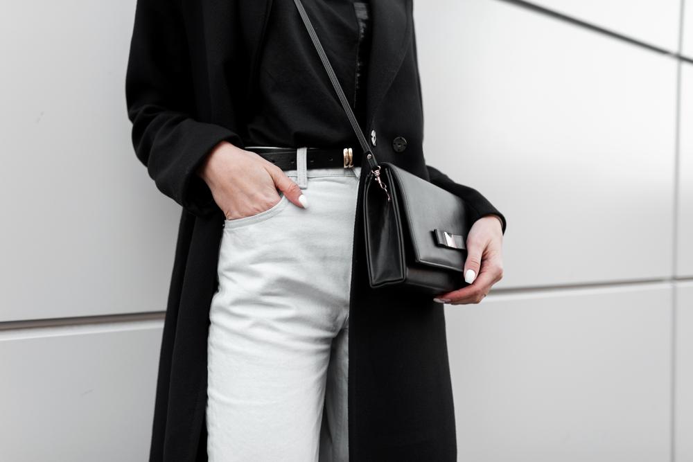 Le jeans blanc
