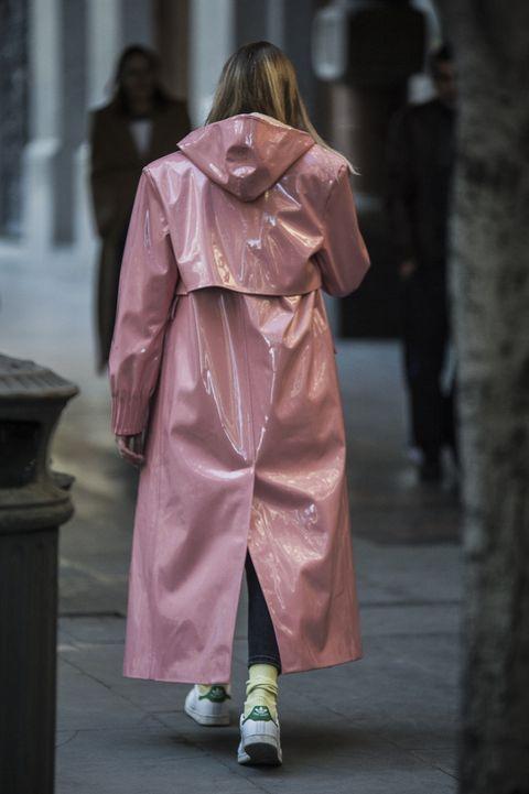 manteau pluie femme