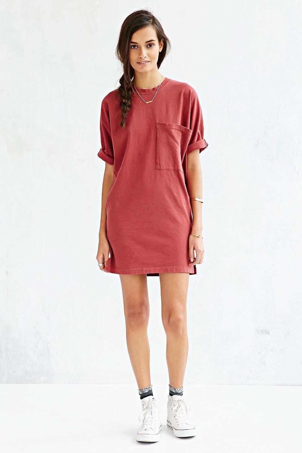 robe tee-shirt