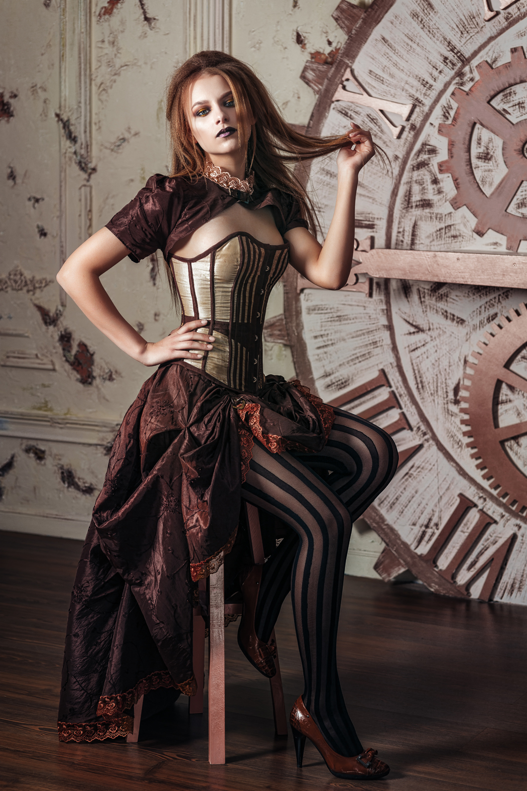 style steampunk