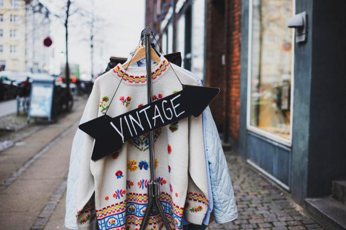 accessoires pour un look vintage tendance